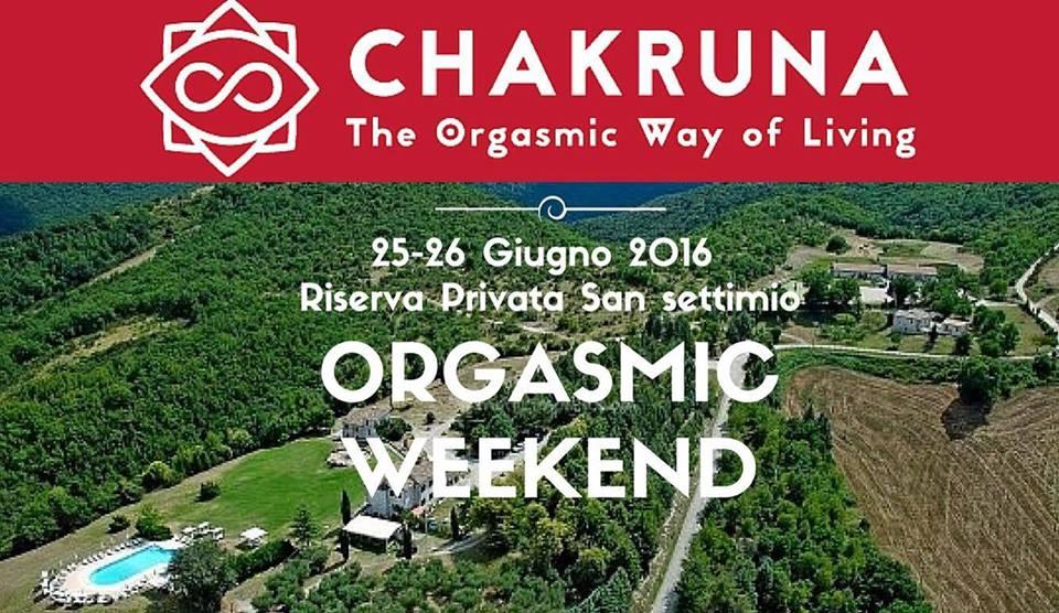 L'Orgasmic Weekend, e la riconnessione con la natura in Italia !