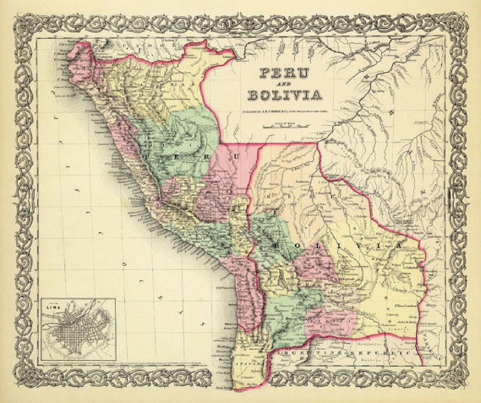 Perù e Bolivia Visionari (parte 1): la partenza per la Bolivia