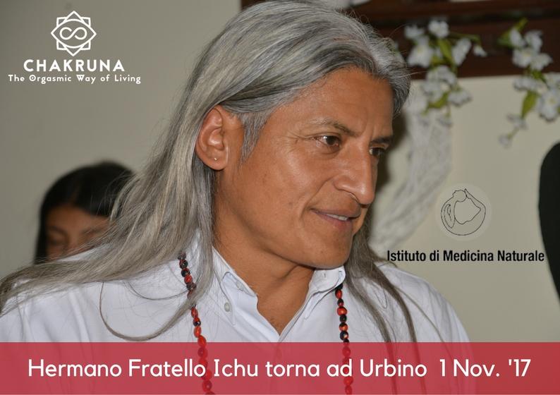 Il grande ritorno di Ichu a Urbino per chiudere il BioSalus 2017