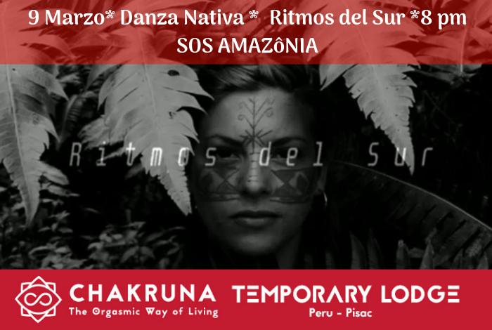 Viaggi Mistici, Musica ed Ecologia: SOS AMAZôNIA