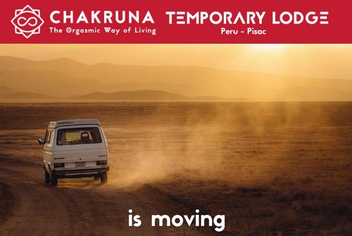 Perché il CHAKRUNA TEMPORARY LODGE is Moving? (Parte 1)
