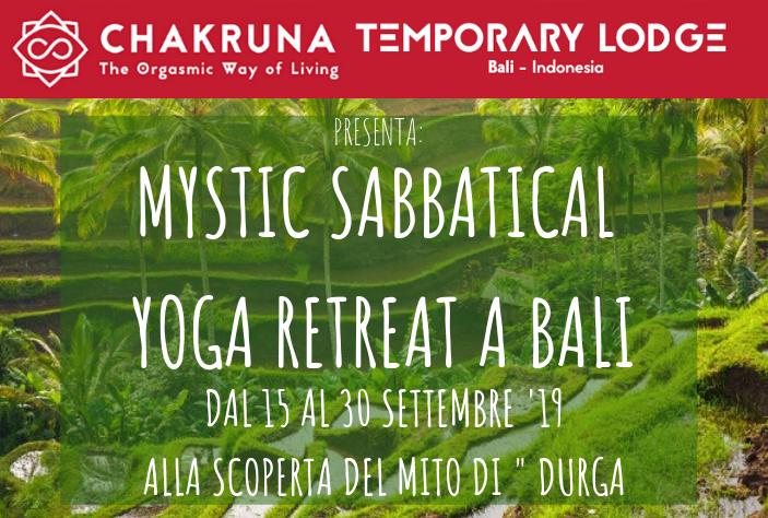 Dopo Thailandia & Cambogia torniamo in Asia: con il Mystic Sabbatical Yoga Retreat a BALI