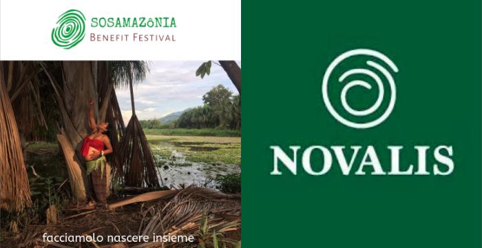 SOS AMAZôNIA Benefit Festival: nasce la Partnership con Novalis in Perù