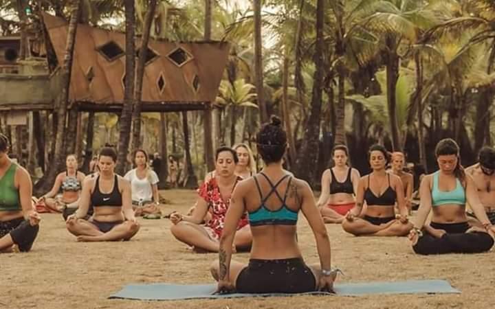 Il Nostro Ritiro Spirituale in Spiaggia a Panama