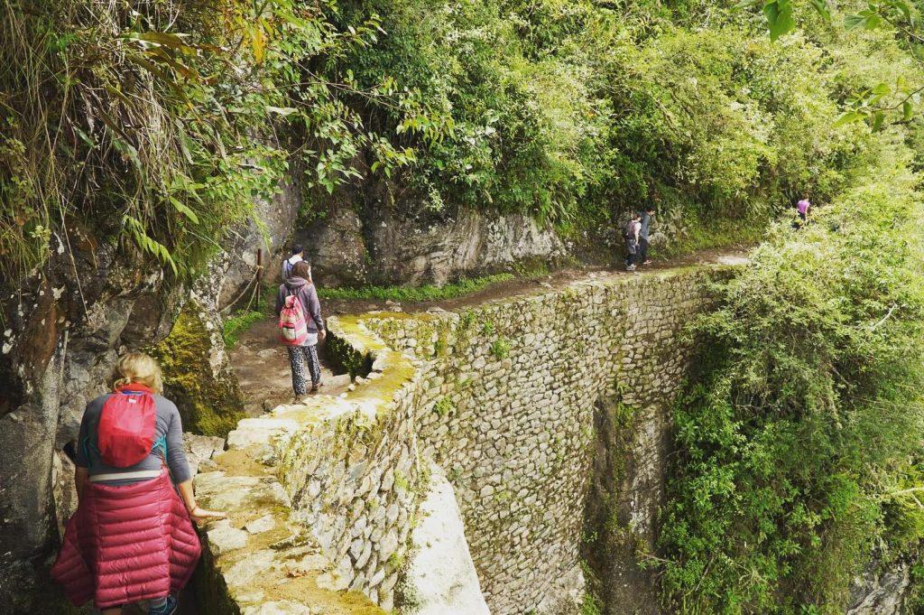 Cammino in Perù