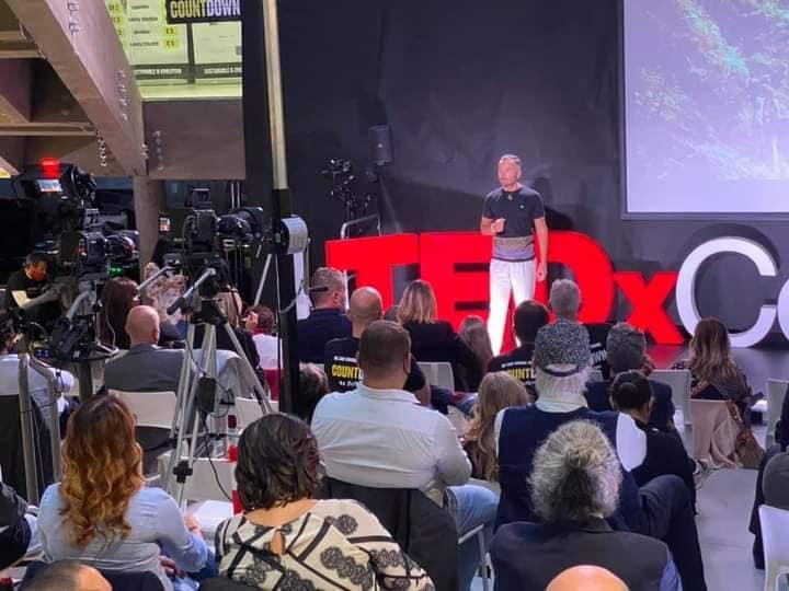 Come Viaggeranno le Generazioni Future ? Lorenzo Olivieri te lo racconta al TEDx Coriano