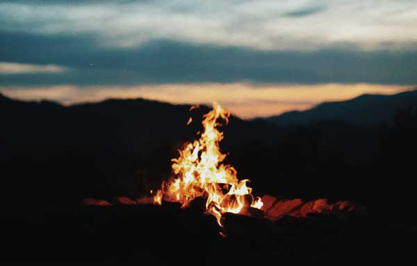 Alchimia Comunitaria fuoco sacro